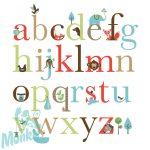 Skip Hop Falmatrica Alphabet Zoo