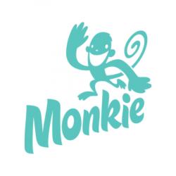 Skip Hop Zoo Esernyő Majom