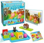 A három kismalac-Three Little Piggies/Smart Games