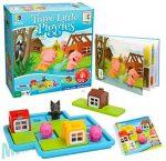 A három kismalac-Three Little Piggies/Smart Games