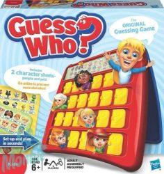 HASBRO Találd Ki! - Guess Who