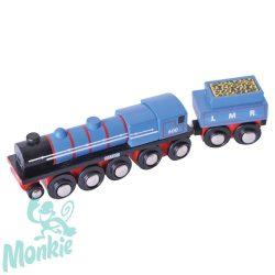 """Bigjigs """"LMR Gordon"""" mozdony"""