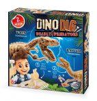 Dínó felfedező készlet T-REX és Velociraptor BUKI