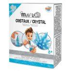 Mini Lab - Kristálynövesztés-Crystals  BUKI