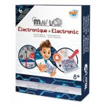 Mini Lab Elektronika-Electronic BUKI