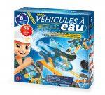 Kisérletező készlet Mini vizi járművek -Mini Water Vehicles BUKI