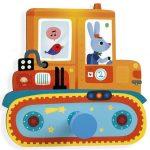 Djeco Ruhafogas - Járművek - Vehicles