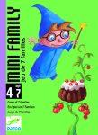 Djeco Kártyajáték - Kis családi játék - Mini family