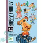 Djeco Kártyajáték - Boldog család - Happy family