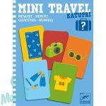 Djeco Mini utazó játék -  Memória - Katupri