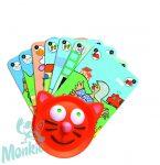 Djeco Kártyatartó - Card holders