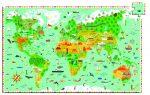 Djeco Megfigyeltető puzzle - Lenyűgöző világ 200 db-os