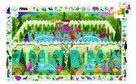 Djeco Megfigyeltető puzzle - 1001 éjszaka 200 db-os - 1001 nights