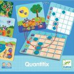 Djeco Fejlesztő játék - Minden-képen - Quantitix