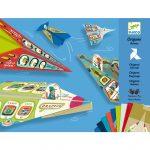 Djeco Origami -  Repülők - Origami planes