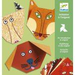 Djeco Origami - Állatok - Origami animals