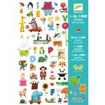 Matricák - 1000 matrica - 1000 stickers for little ones