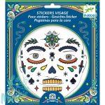 Djeco Arc dekoráló matrica - Koponya - Skull