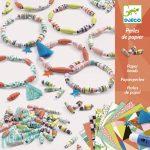 Djeco Ékszerkészítés - Tavaszi karkötők - Spring bracelets