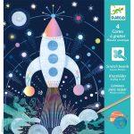 Djeco Karckép technika - Űrutazás - Cosmic mission