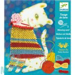 Djeco Varrás és hímzés - Gyapjúszövő - Woolly jumper