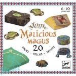 Djeco Bűvészkészlet - Malicious magus - 20 trükk