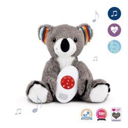 ZAZU COCO – zenélő, nyugtató plüss koala