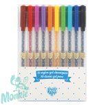 Tollak, filcek,színes és grafit ceruzák